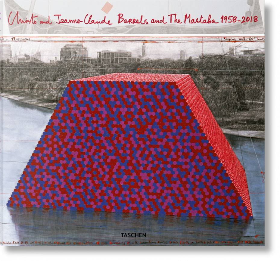 [02] Christo and Jeanne-Claude Barrels and The Mastaba 1958–2018